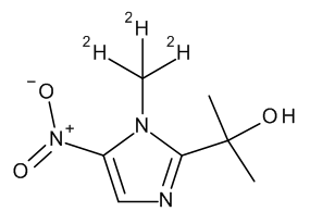 Hydroxy Ipronidazole-d3