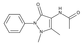 4-Acetylaminophenazone
