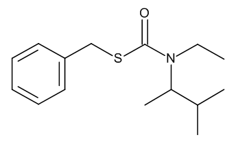 Esprocarb 10 µg/mL in Acetone