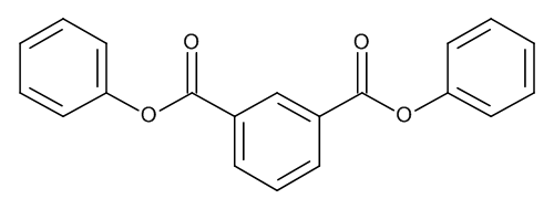 Isophthalic acid, bis-phenyl ester