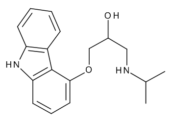 Carazolol