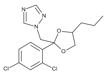 Propiconazole 100 µg/mL in Acetonitrile
