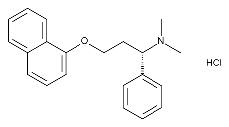 Dapoxetine (hydrochloride)