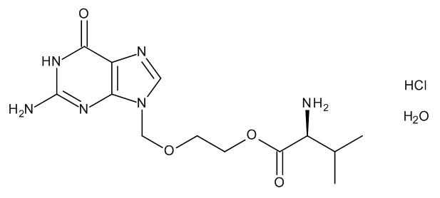 Valaciclovir Hydrochloride Monohydrate