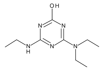 Trietazine-2-hydroxy 10 µg/mL in Acetonitrile