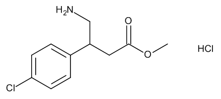 Baclofen Methyl Ester Hydrochloride