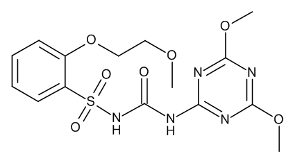 Cinosulfuron