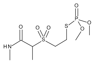 Vamidothion-sulfone 100 µg/mL in Acetonitrile