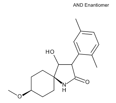 Spirotetramat-mono-hydroxy