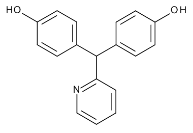 4,4'-(Pyridin-2-ylmethylene)diphenol