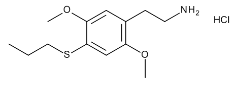 2C-T-7 (hydrochloride) (exempt preparation)
