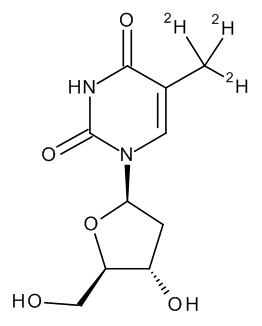 Thymidine-d3