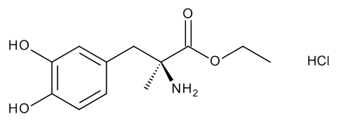 Methyldopate hydrochloride Assay Standard