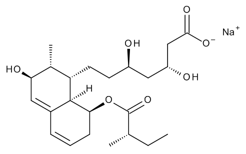 3Alpha-Hydroxy Pravastatin Sodium Salt