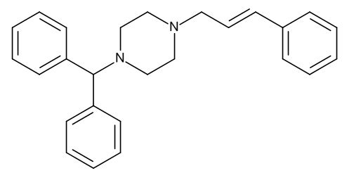 Cinnarizine