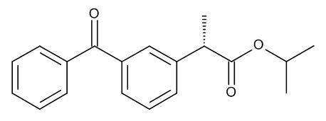 Dexketoprofen Isopropyl Ester