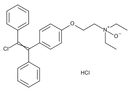 Clomifene N-Oxide Hydrochloride