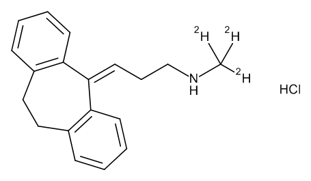 Nortriptyline-d3 Hydrochloride