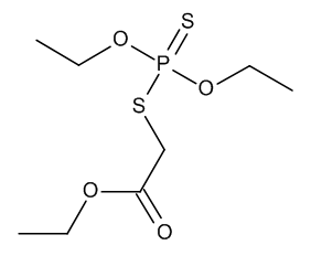 Acethion 100 µg/mL in Cyclohexane