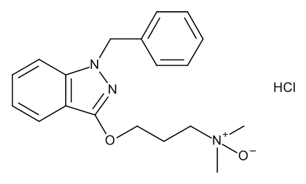 Benzydamine N-Oxide Hydrochloride