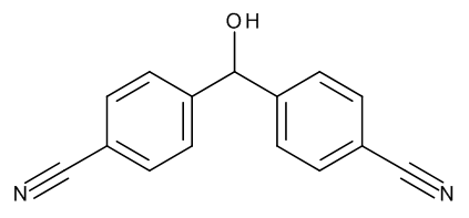 Bis(4-cyanophenyl)methanol