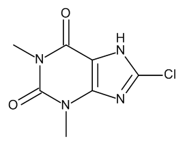 8-Chlorotheophylline