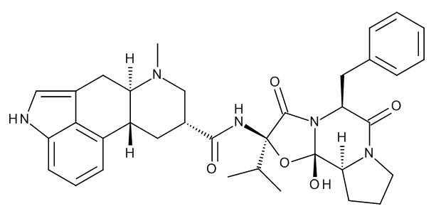 Dihydroergocristine