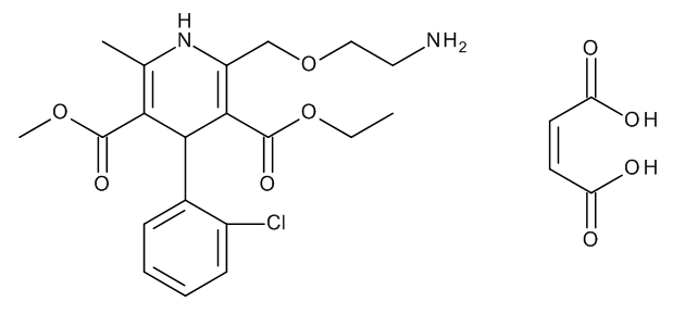 Amlodipine Maleate